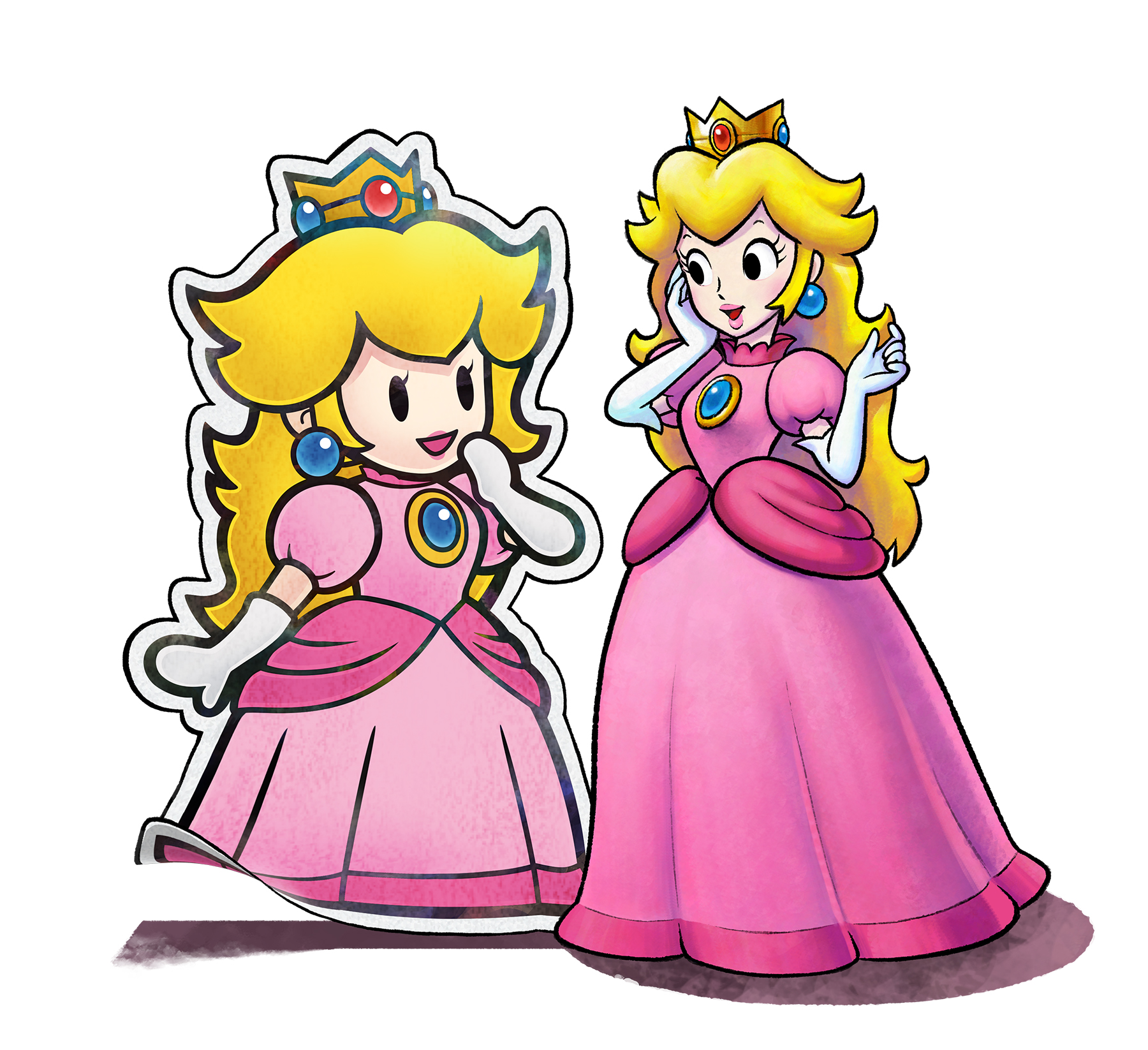 Peach Paper Peach Paper Mario Know Your Meme