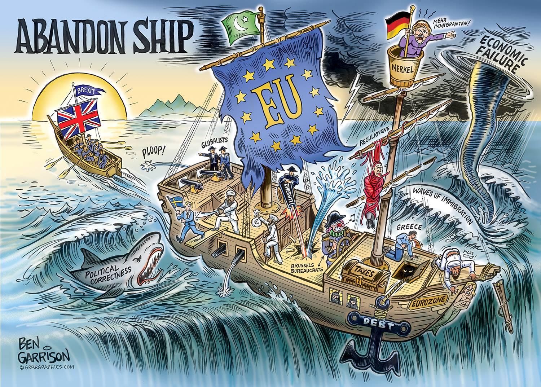 Image result for eu cartoon