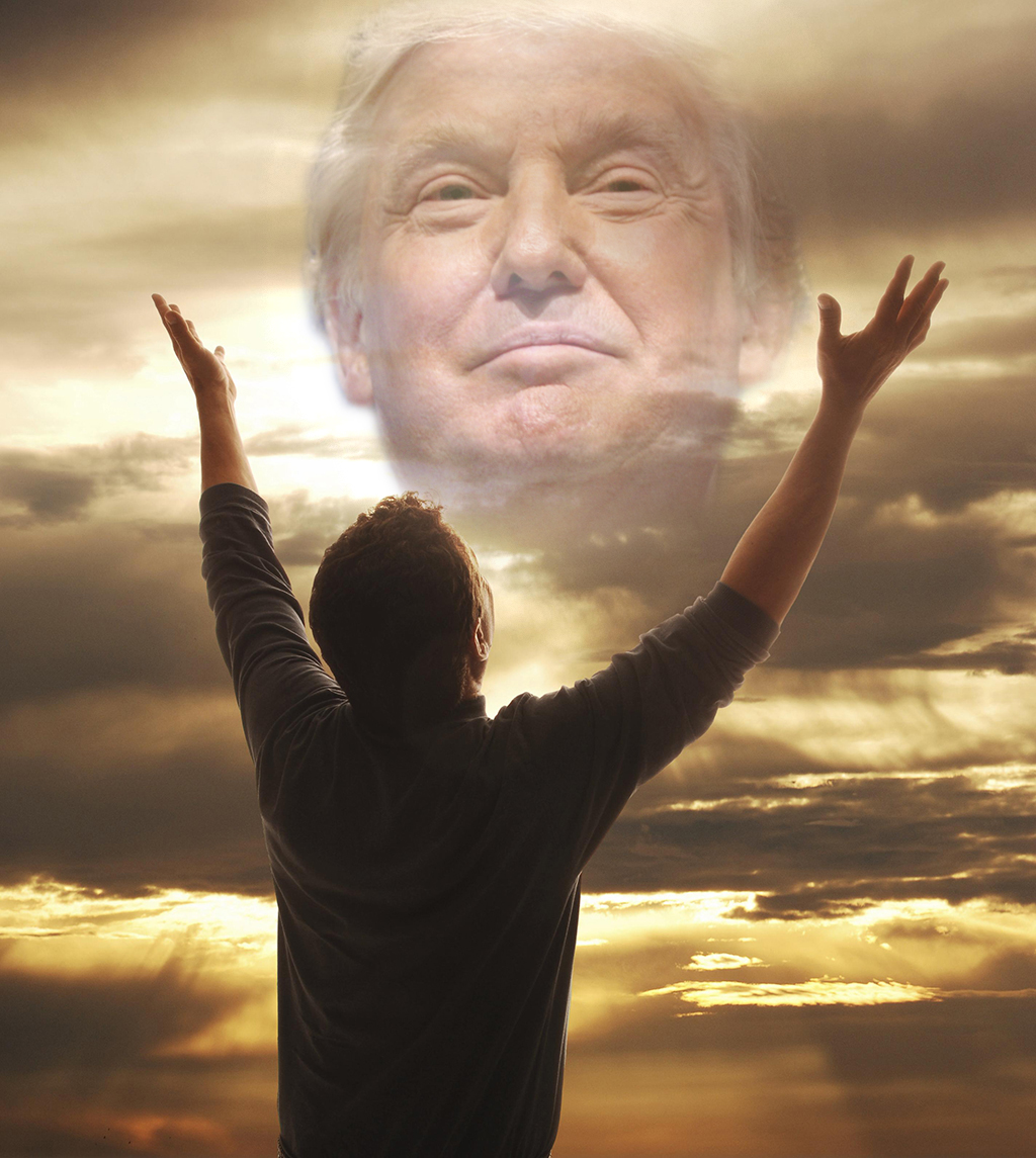 Image result for trump hero meme