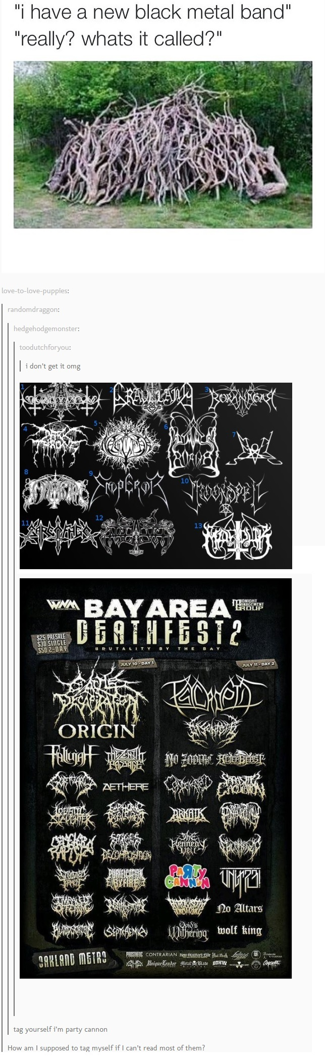 Black Metal Bands Heavy Metal Know Your Meme