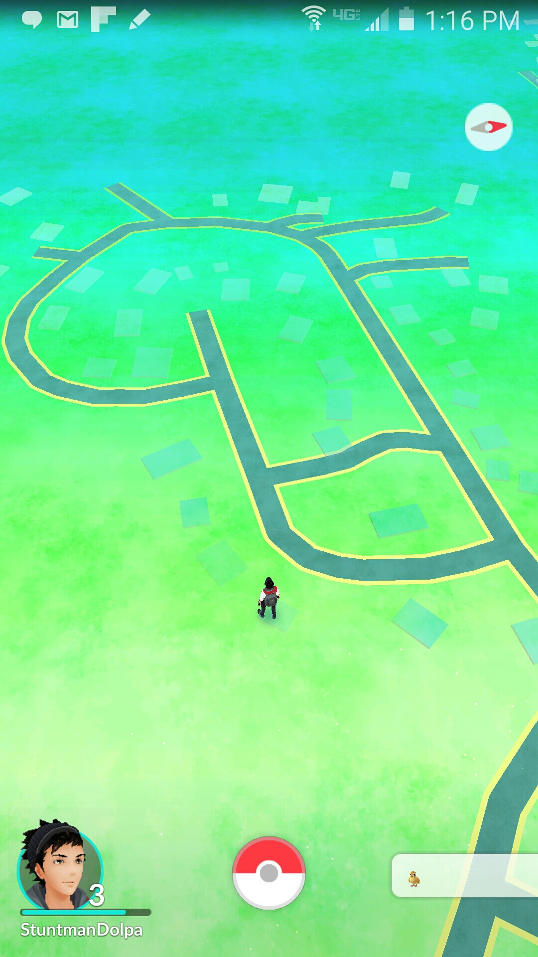 When You Live In The Dick Tip Middle O Nowhere Pokémon Go Know