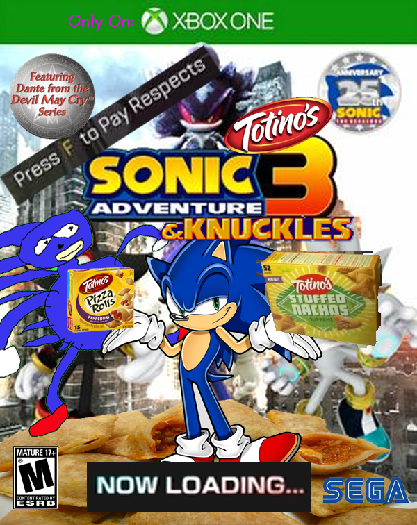 Sonic Adventure 3 | Sonic the Hedgehog | Know Your Meme