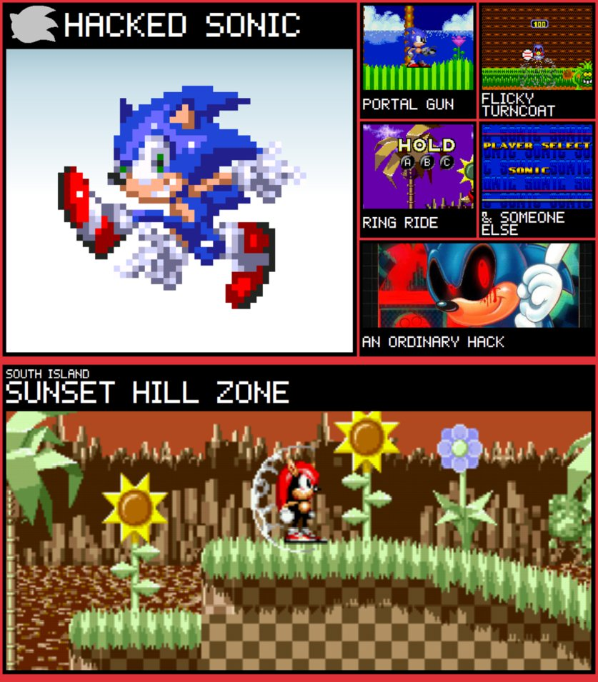 Hacked Sonic moveset | Sonic the Hedgehog | Know Your Meme