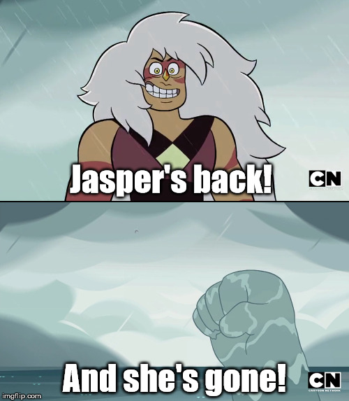 Alone In Sea In A Nutshell Steven Universe Know Your Meme