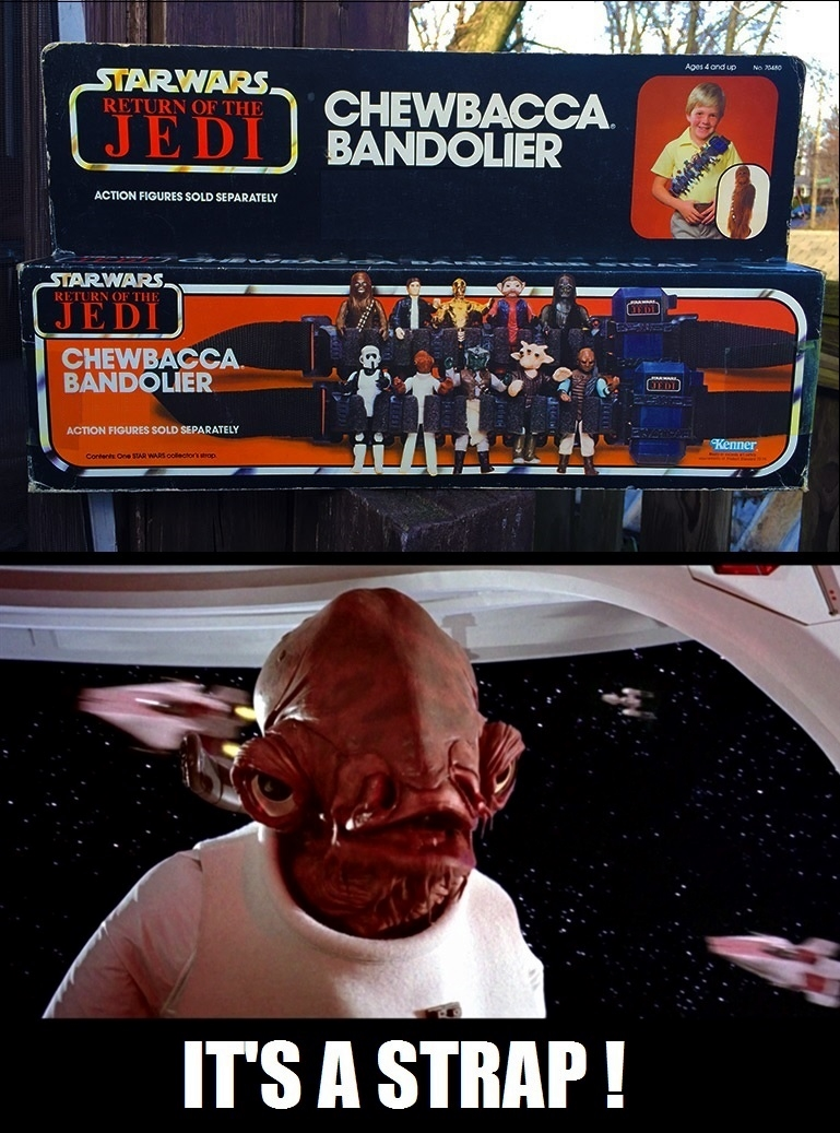 star wars geek toy it s a trap know your meme
