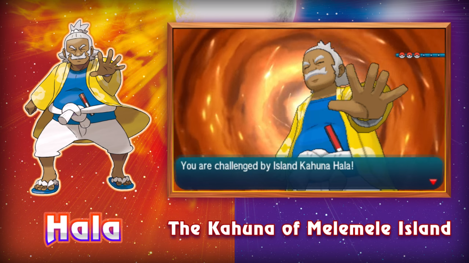 Island Kahuna Hala | Pokémon | Know Your Meme