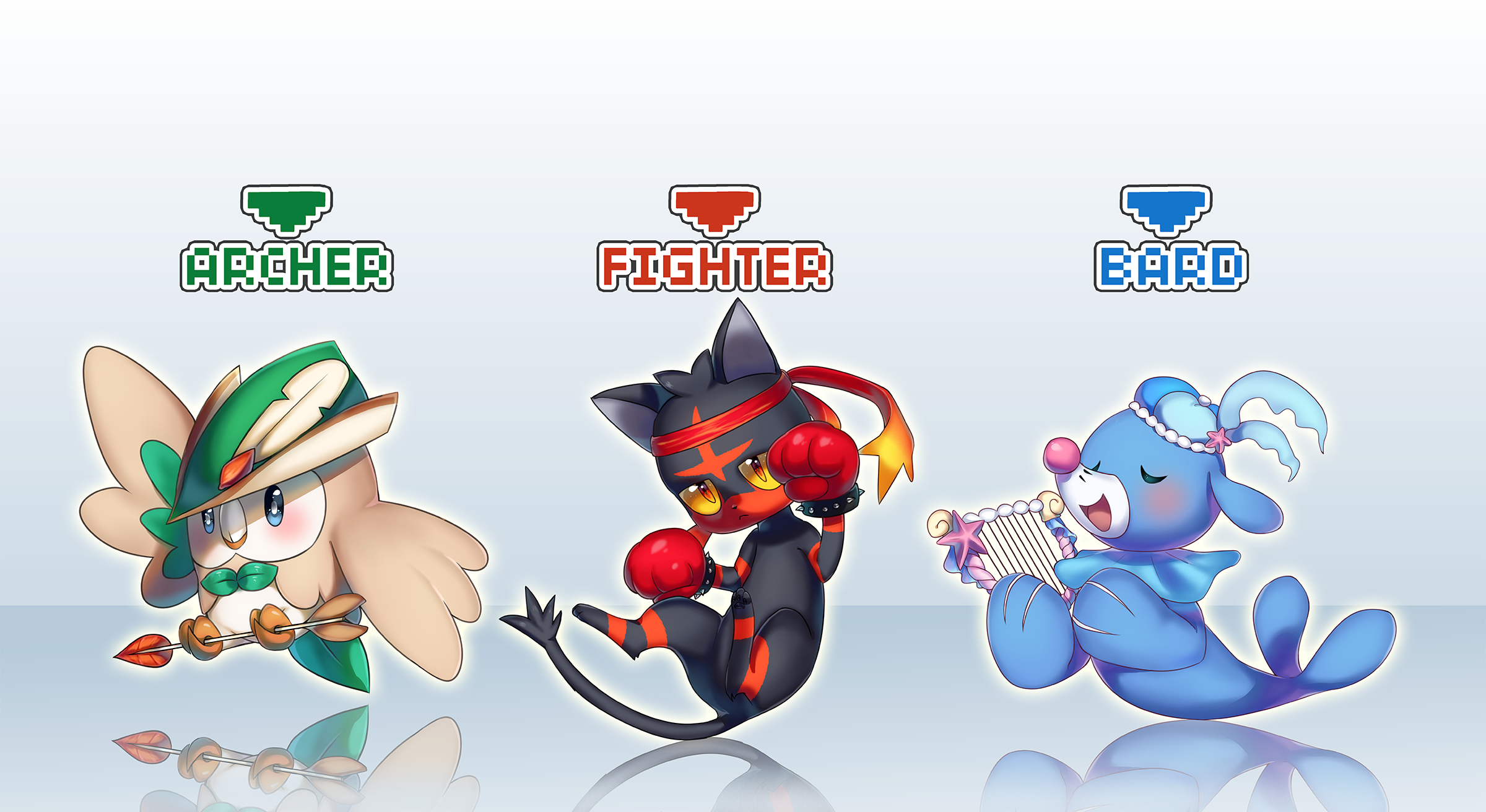 select your starter class pokémon sun and moon know your meme
