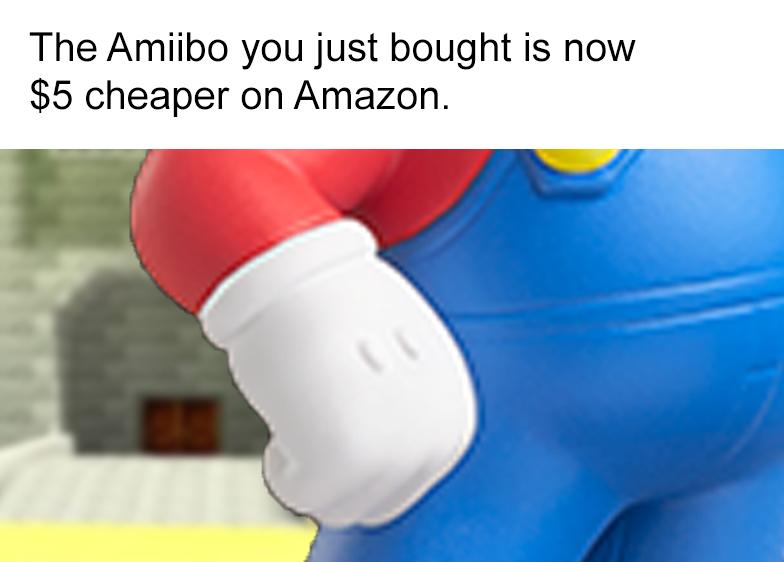 good thing i check the amiibo reddit daily huh arthur s fist