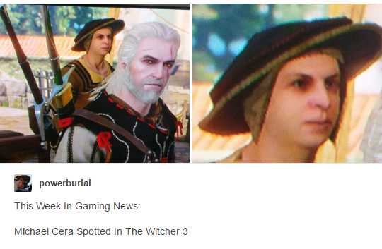 Oh My Gods The Witcher Know Your Meme