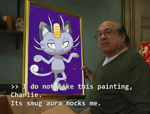 Smug Aura Its Smug Aura Mocks Me Know Your Meme