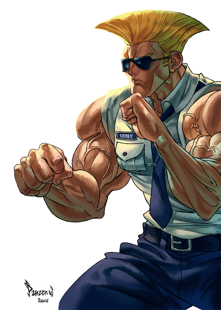 Guile Street Fighter Know Your Meme