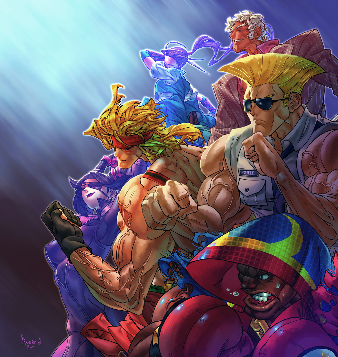 All Together Now Street Fighter Know Your Meme