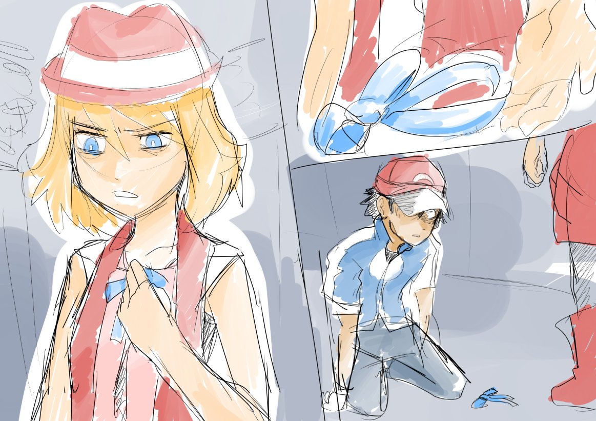 serena doesn t date losers ash s kalos league final battle know