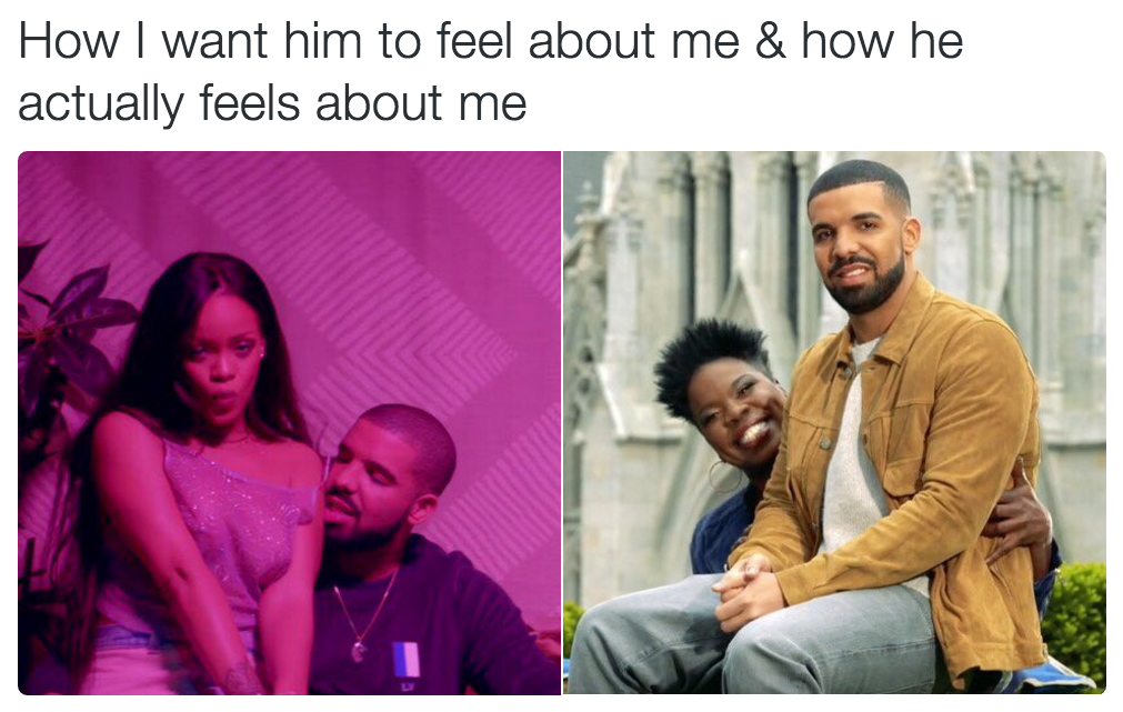 How You See Yourself Vs How Your Man Sees You Leslie Jones Know