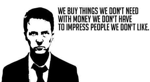 Fight Club Quotes Magnificent Fight Club Quote Fight Club Know Your Meme