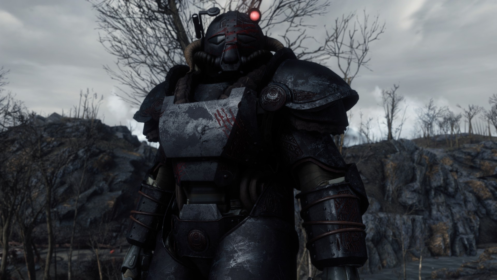 dragonborn power armor in fallout 4 the elder scrolls know your meme