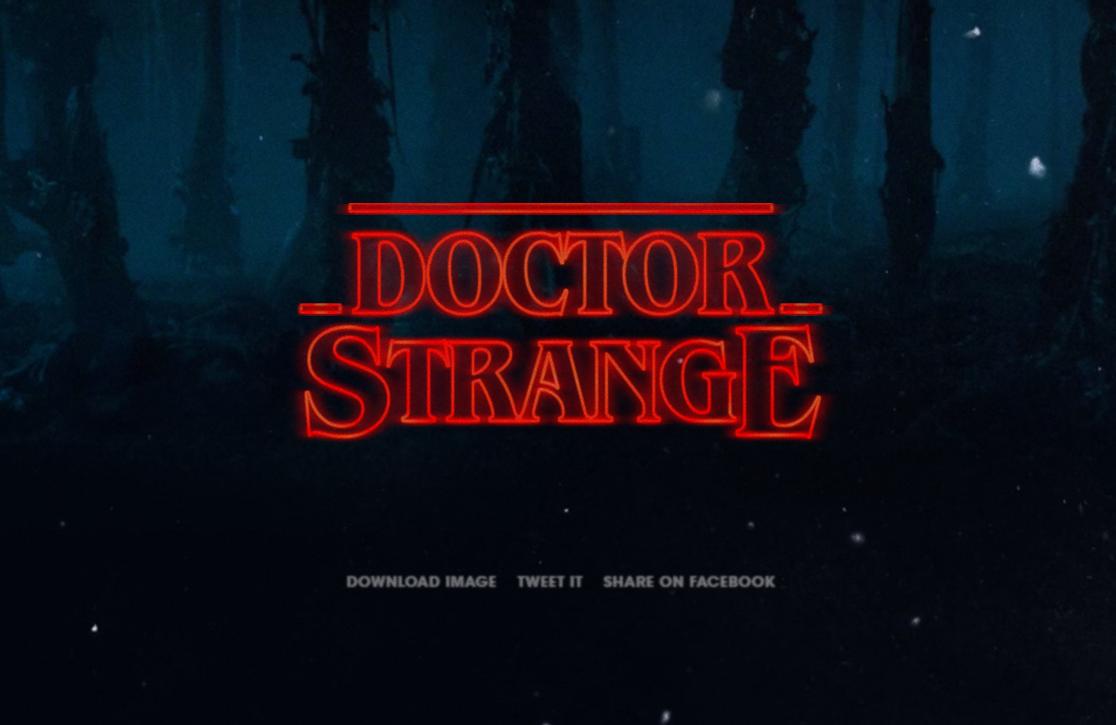 Doctor Strange Make It Stranger Know Your Meme