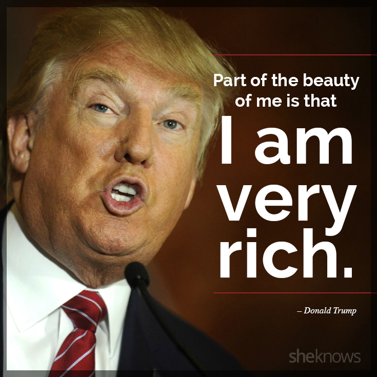Image result for donald trump quotes