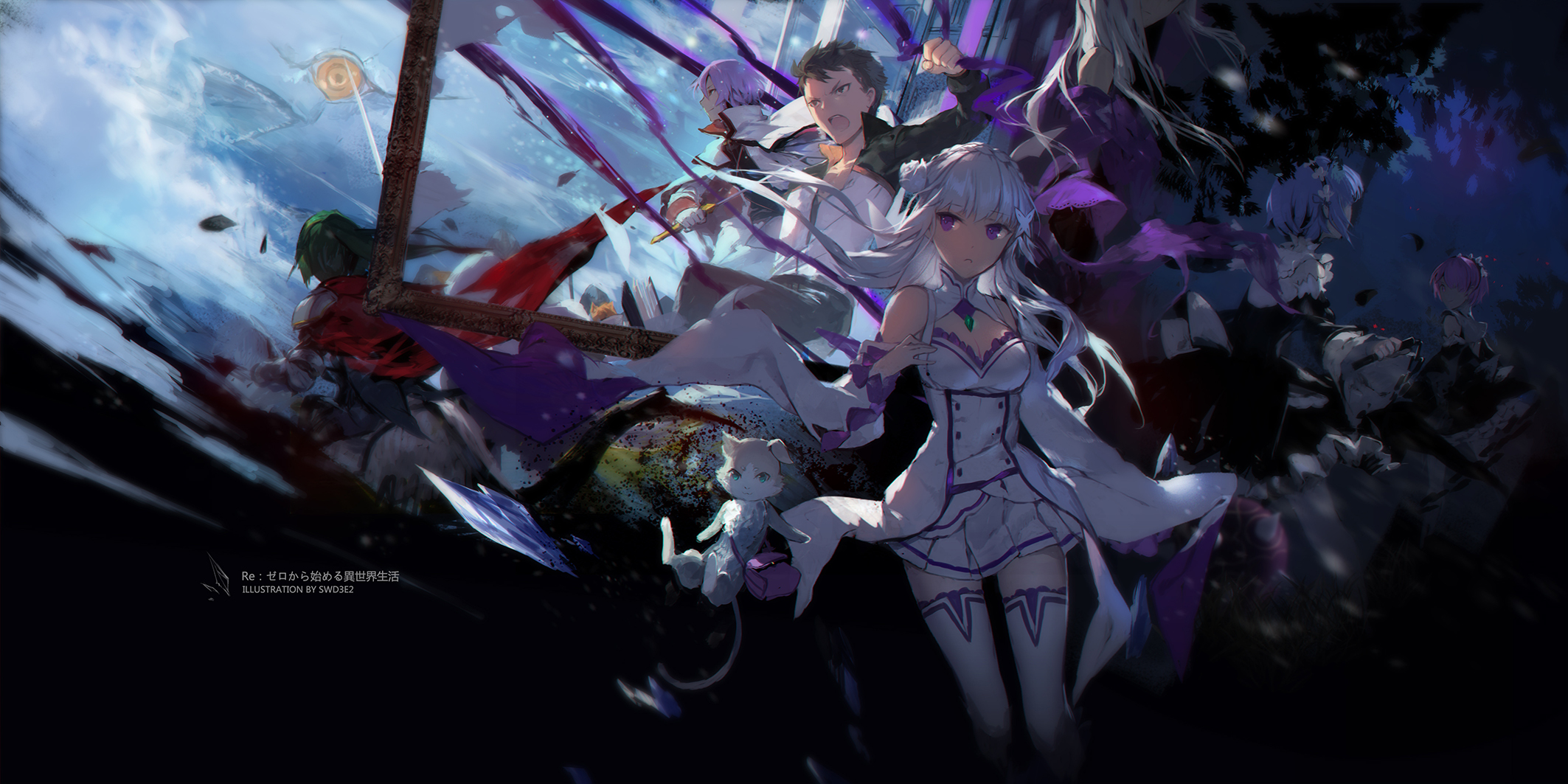 Re Zero Re Zero Starting Life In Another World Know