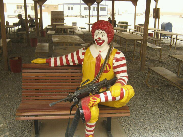 we ll mcfucking show them how we re lovin it mcdonald s know