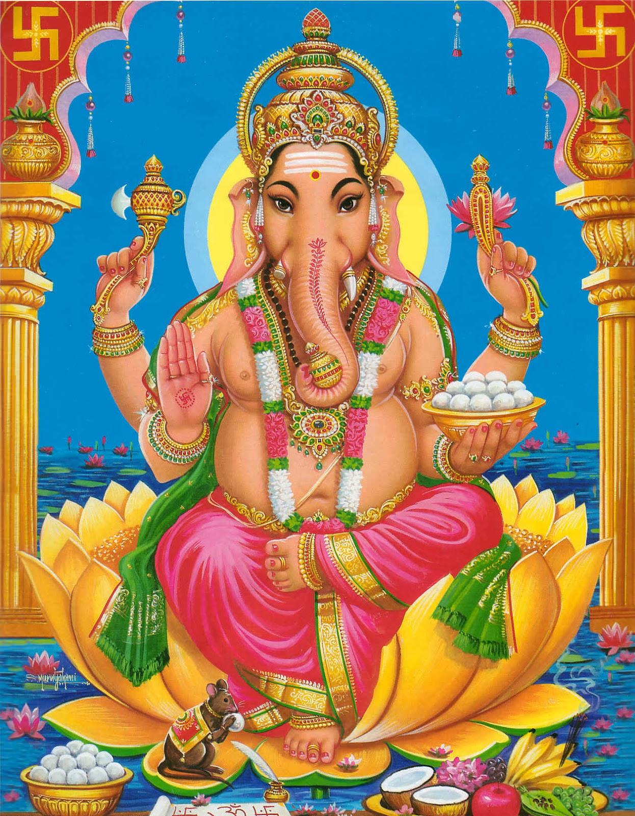 Meme Ganesha Your Know Hindu God