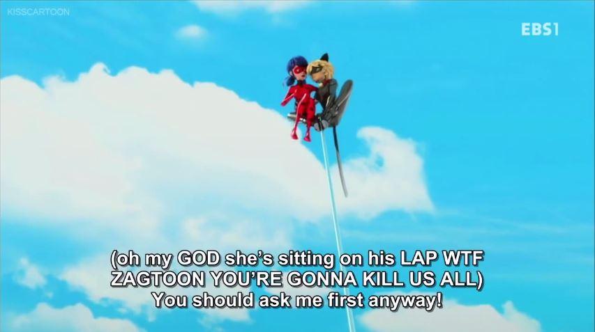 LADYNOIR INTENSIFIES* | Miraculous Ladybug | Know Your Meme