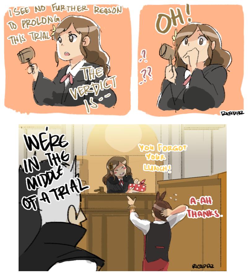 apollo justice ace attorney memes