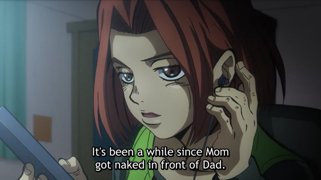 Jojos wife naked