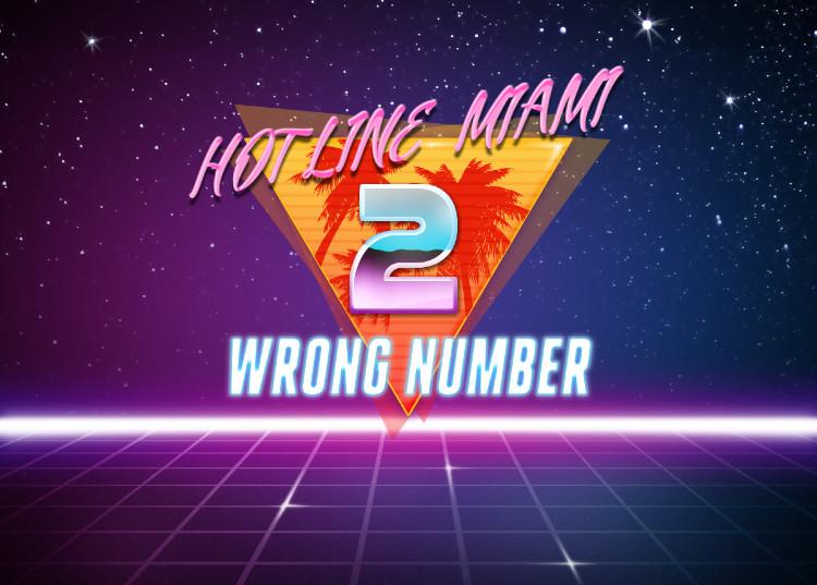 Hotline Miami 2 | Retrowave Text Generator | Know Your Meme