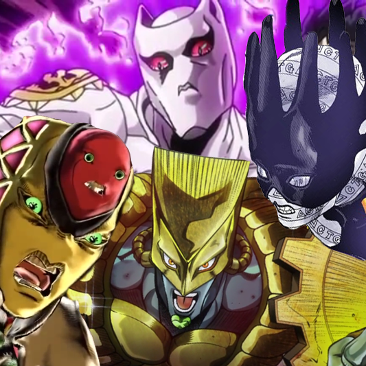 Angry main villain stands | JoJo's Bizarre Adventure | Know