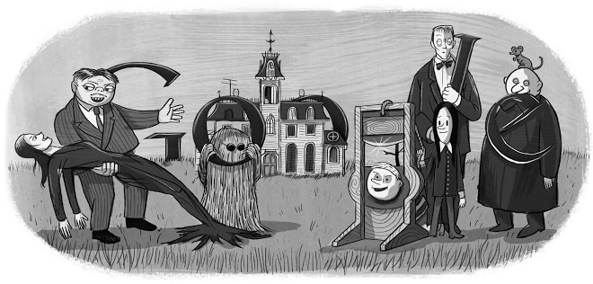 Google Doodle The Addams Family Know Your Meme