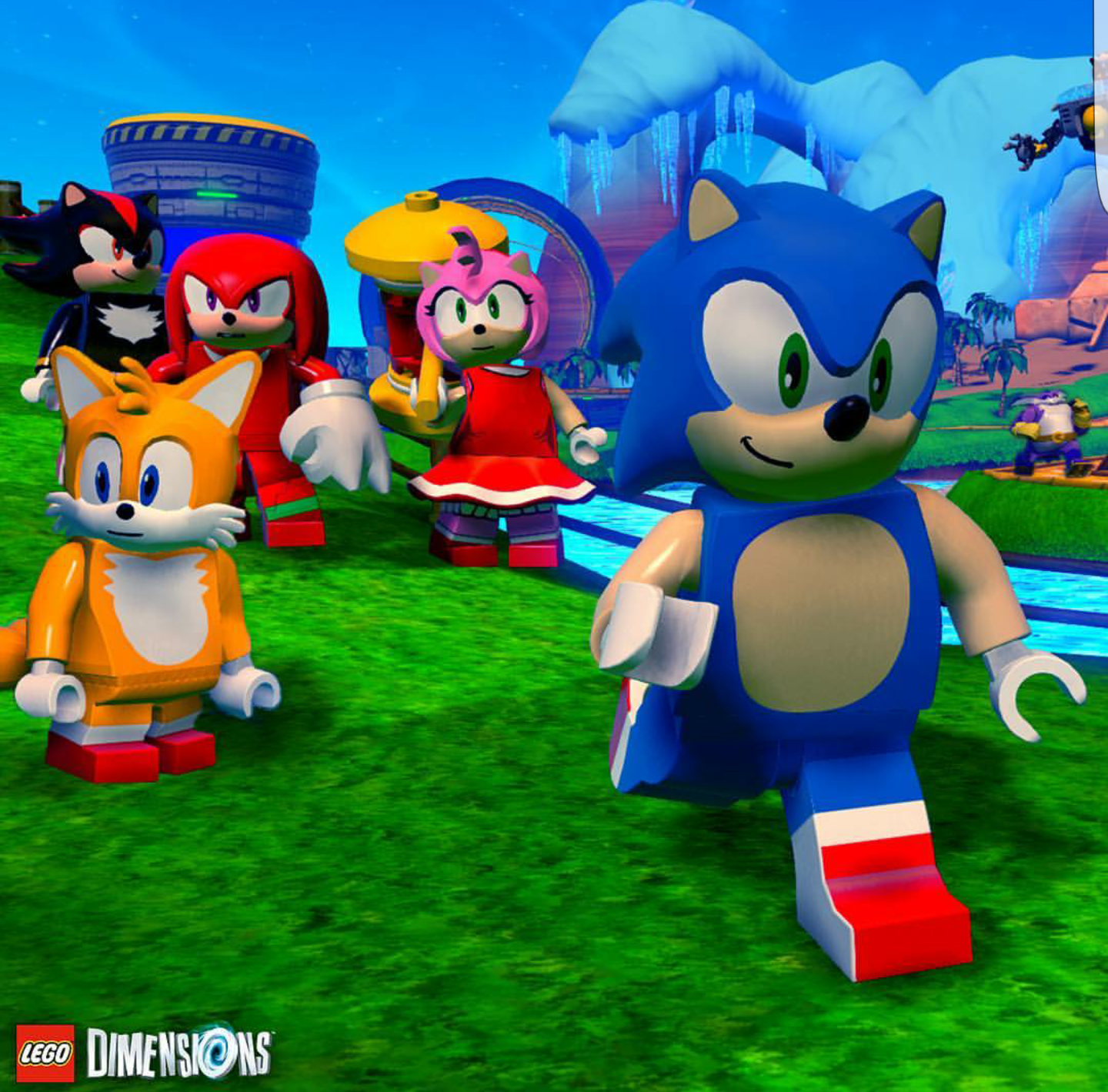 lego dimensions sonic sonic the hedgehog know your meme