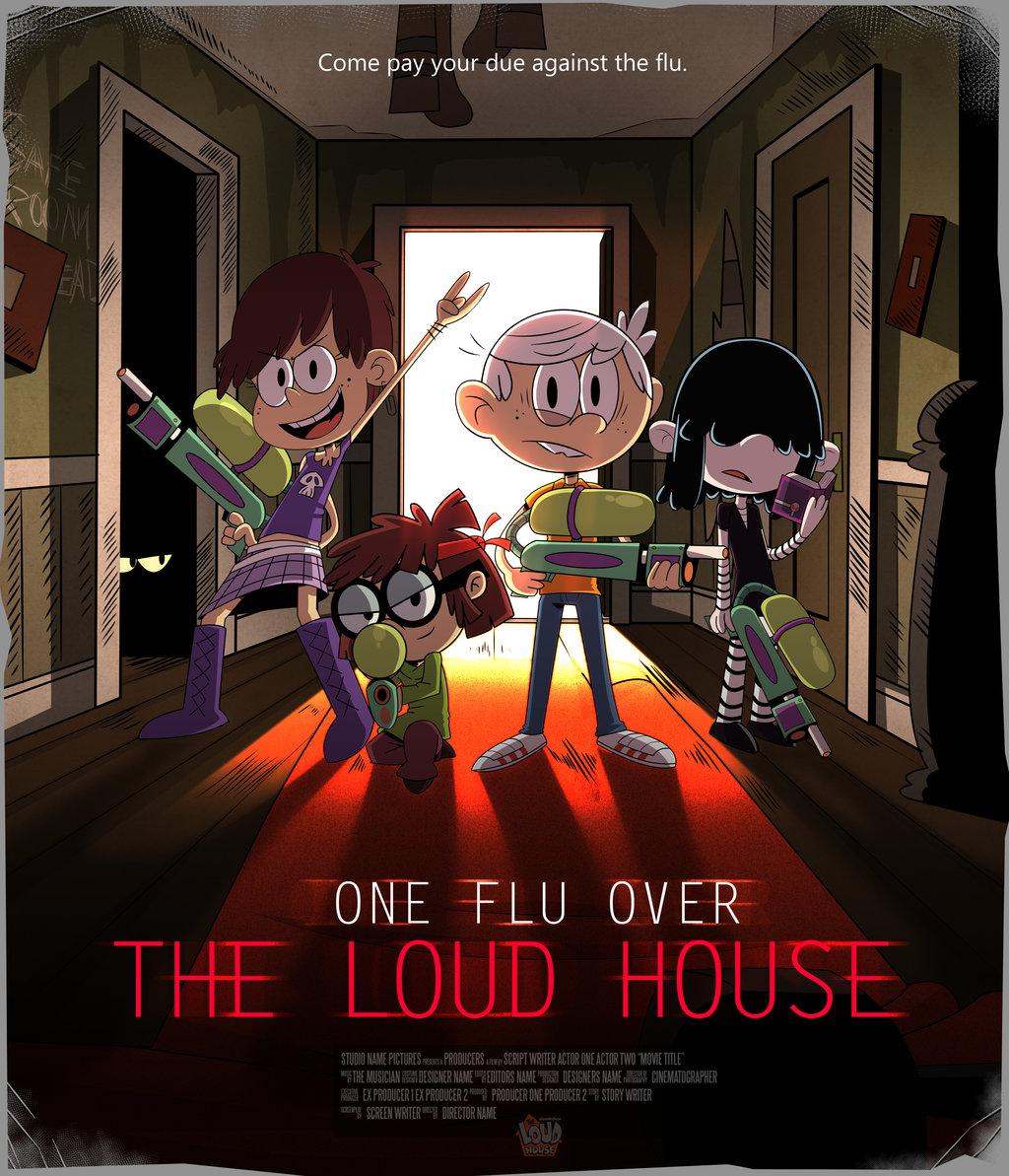 loud house house of lies script