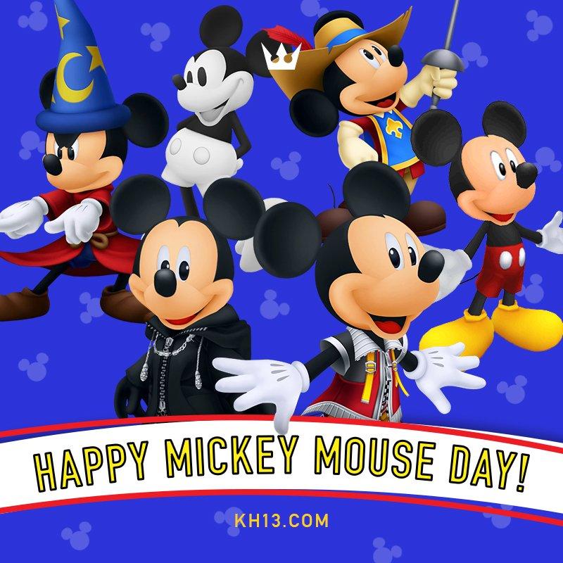Happy Birthday Mickey Disney Know Your Meme