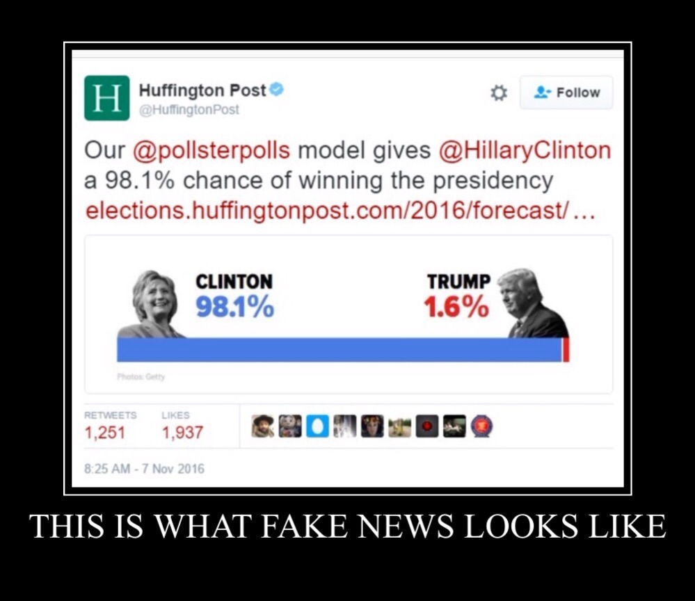 Image result for huffington post hillary 98.1