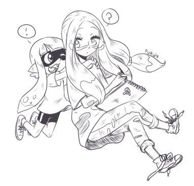 Squid Artist