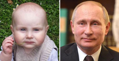 Vladimir The Baby Vladimir Putin Know Your Meme