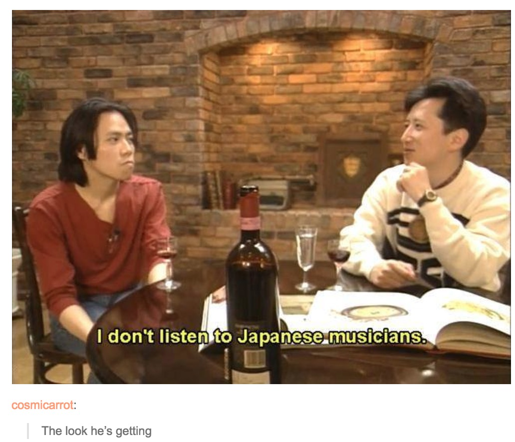 Araki doesn't listen to Japanese musicians | JoJo's Bizarre