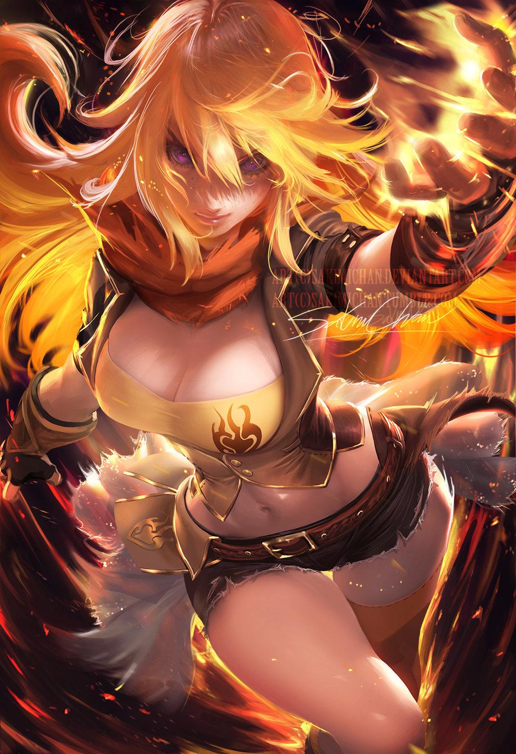 Anime Woman Warrior Cg Artwork Fictional Character Mythology Computer Wallpaper