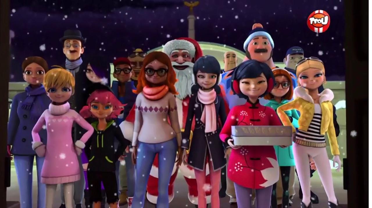 Miraculous Ladybug Christmas Special.Christmas Special Miraculous Ladybug Know Your Meme