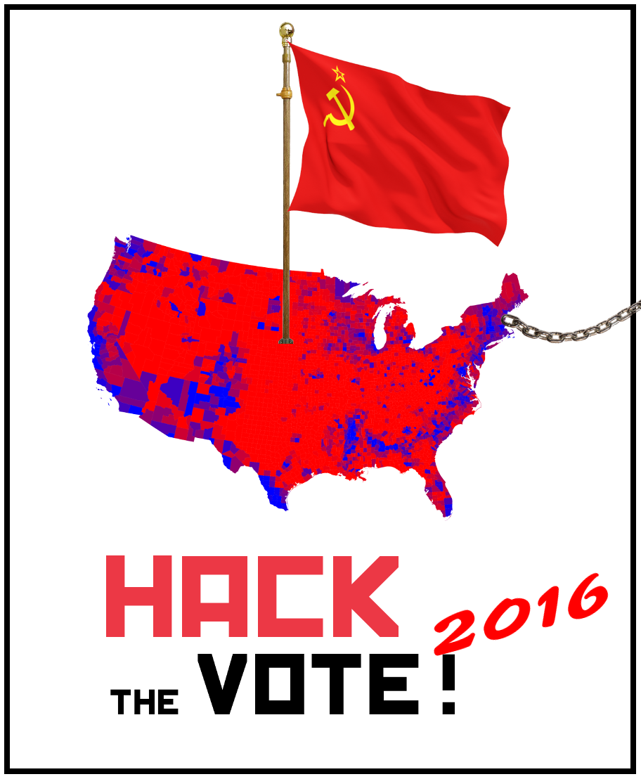 Russian interference in the 2016 united states presidential election trump hack the vote