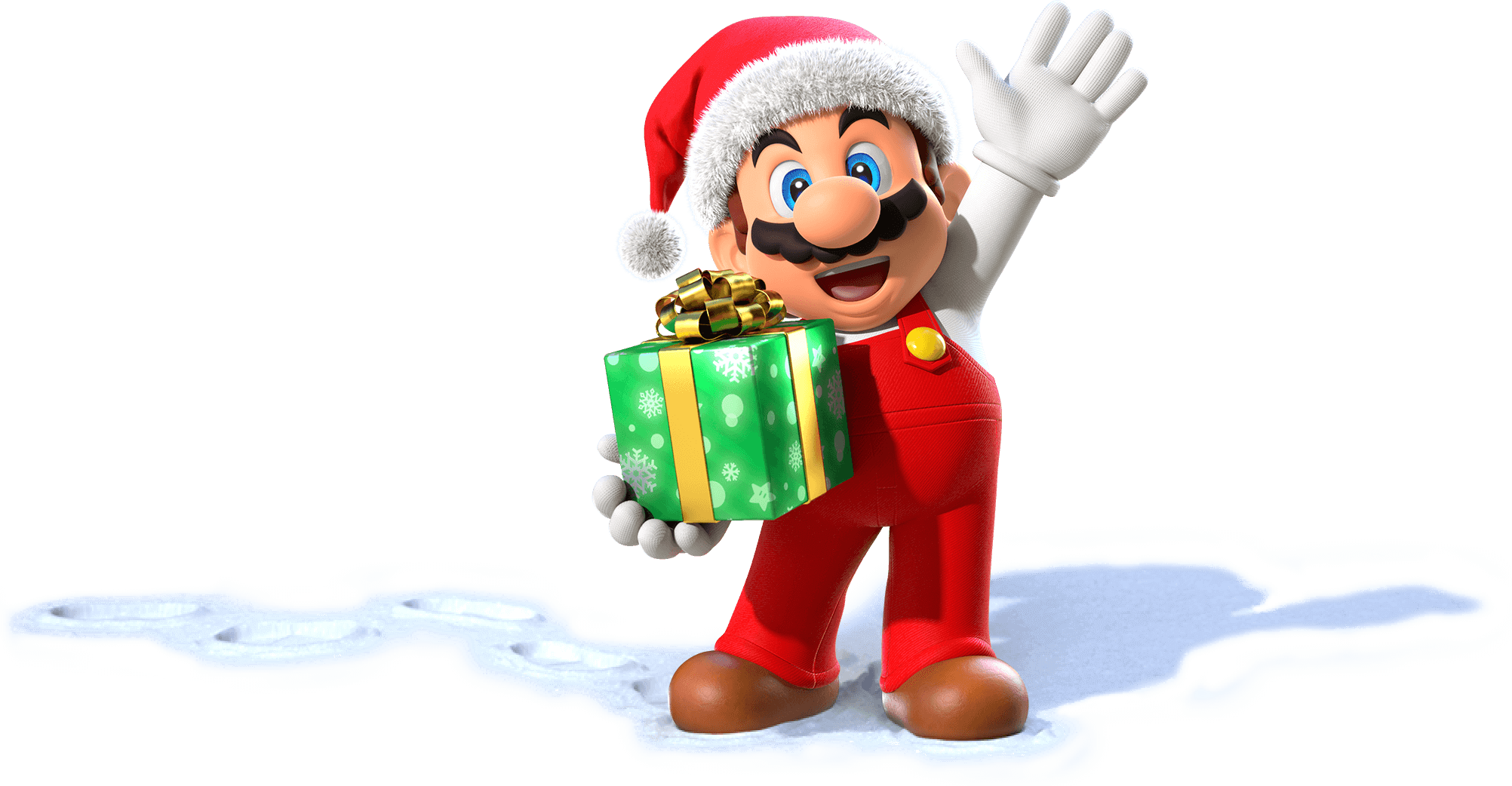 Super Mario Christmas.Merry Christmas From Mario Super Mario Know Your Meme