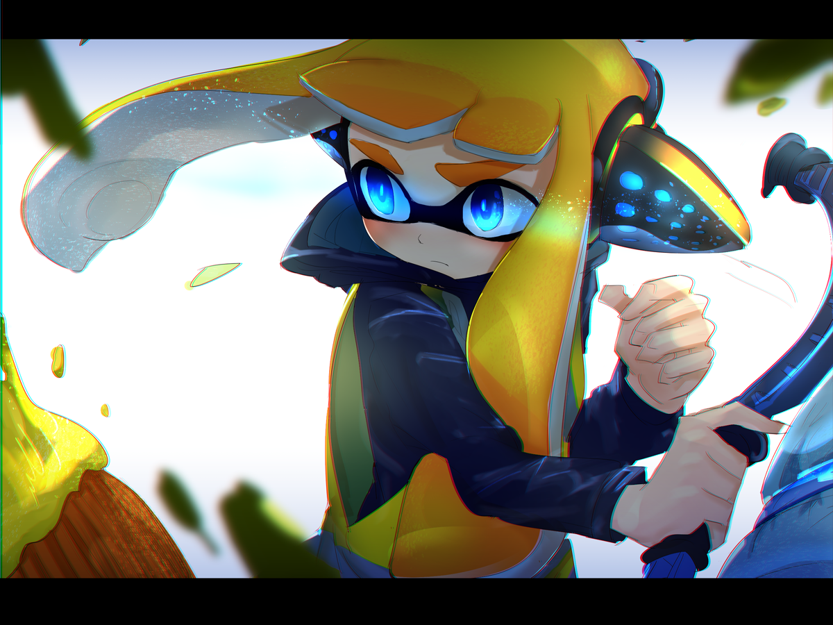 agent 3 splatoon