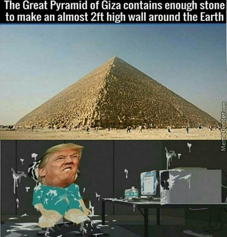 415 ectrumplasm donald trump's wall know your meme