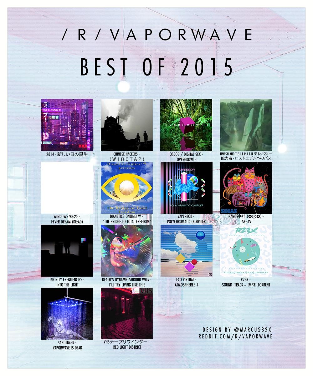 r/Vaporwave's Best Albums of 2015 | Vaporwave | Know Your Meme