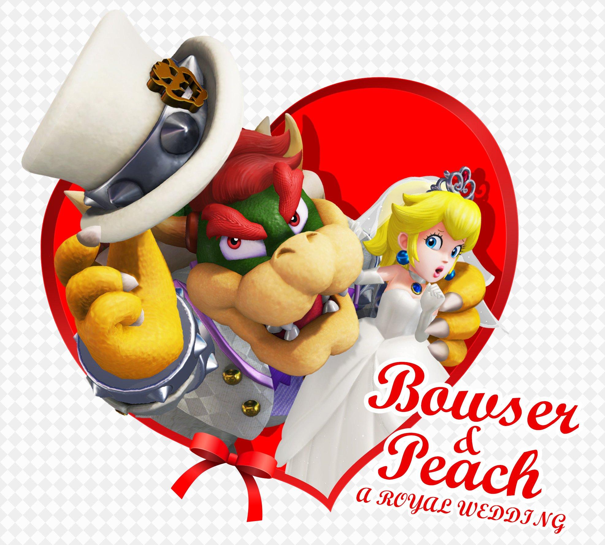 A Royal Wedding | Super Mario | Know Your Meme