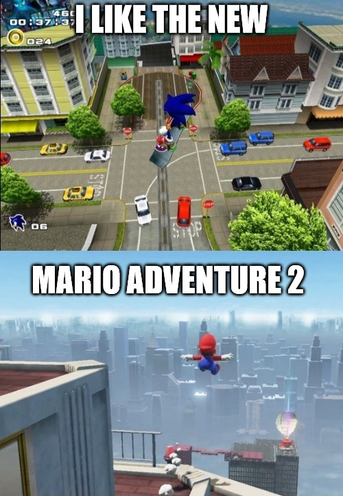 Mario Adventure 2 Super Mario Odyssey Know Your Meme