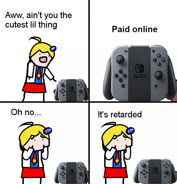 The Internet's Reaction to the Switch (Something I found on reddit
