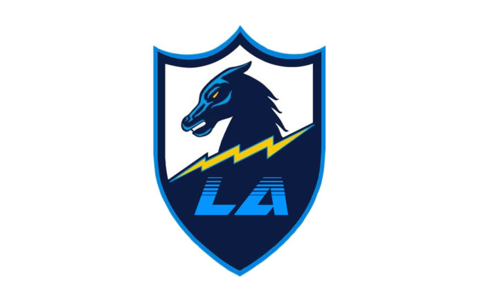 black horse and the charger logo la chargers logo fiasco know rh knowyourmeme com