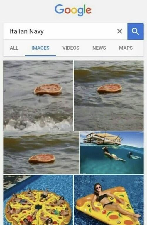 Italian Navy Google Image Search | Italian Military Jokes